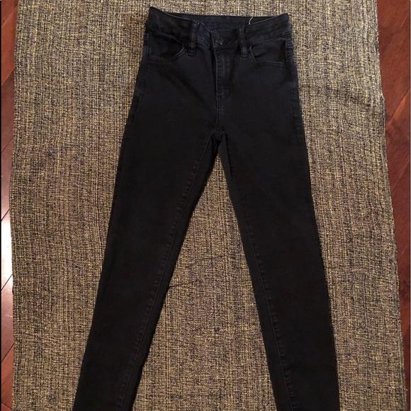 AEO black jeans